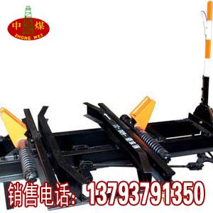 供应单式单道气动液压电动阻车器