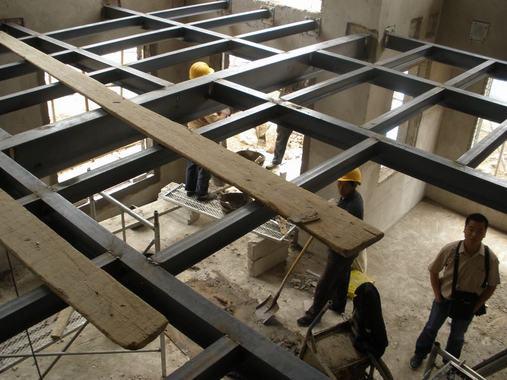 钢结构楼板怎么做