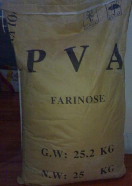 供应 聚乙烯醇PVA2488粉200目图片