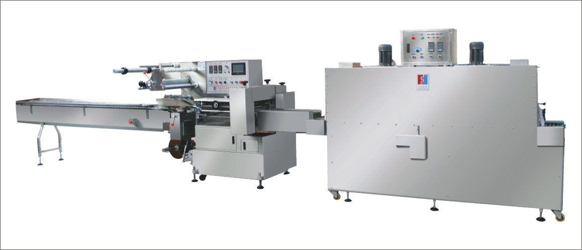 (青岛非凡)不锈钢热收缩海产品包装机