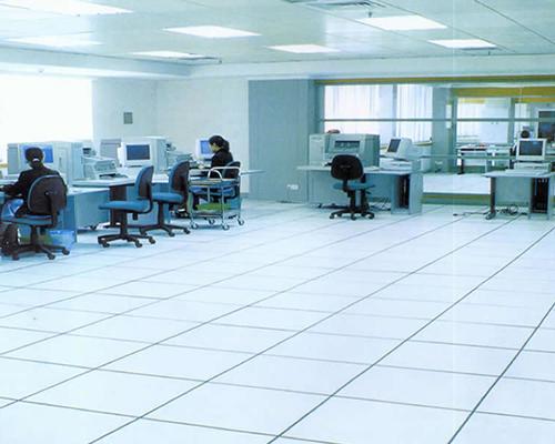 供应珠海PVC防静电地板胶地板