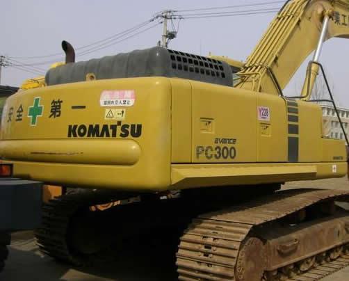 二手小松pc300挖掘机日本原装报价