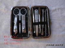 供应修甲套装不锈钢指甲刀6件套装