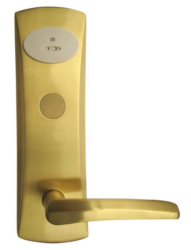 ...电子锁图片简述:从目前的市场来看,供酒店选用的智能电子门锁...