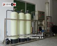 工业纯水装置图片