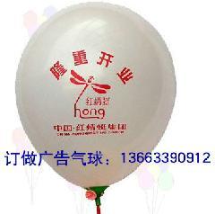 样板图 涿州六一儿童节童装店广告气球 装饰装修公司施工成品