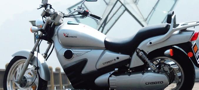春风v5摩托车图片大全 摩托车年度车型评选 春风cf v图片