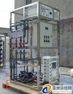 EDI装置高纯水设备图片