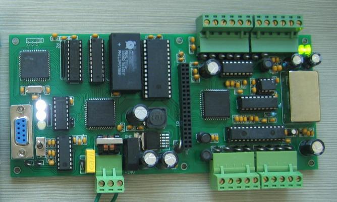 供应串口控制16路模拟量采集与控制器