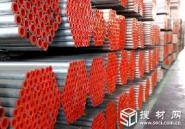 大邱庄钢塑复合管/热浸塑电力钢管图片