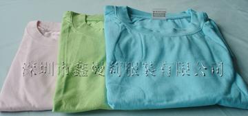 供应定作欧码文化衫-订做各种广告衫批发
