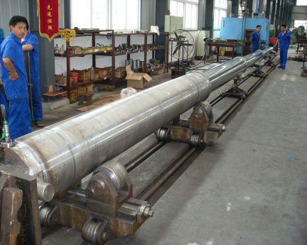 油缸_油缸供货商_供应工程液压三级油缸_油缸价格_郑州大卫液压机械图片