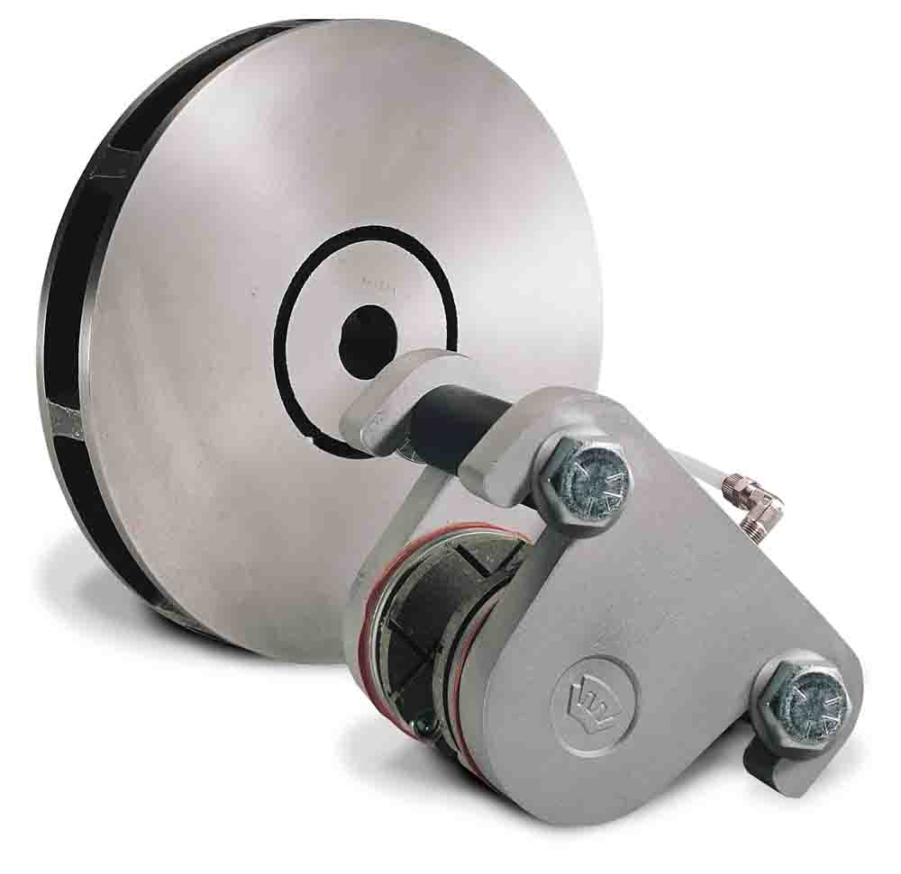 供应cs系列双盘制动器 供应v系列强制冷式气动制动器离合器