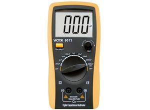 西安仪器仪表网供应胜利数字电感电容电阻表VC6013批发
