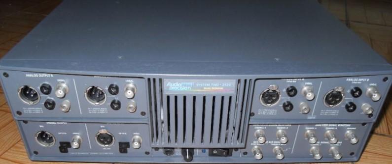供應現貨特價音頻分析儀 SYS-2322圖片