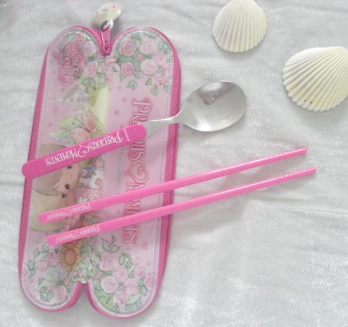 供应礼品餐具PVC袋筷勺子餐具套装广告餐具套装批发