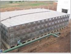 供应不锈钢水箱制作