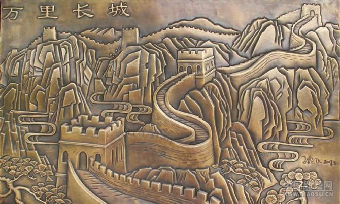 玻璃钢仿铜浮雕壁画图片大全 广东深圳玻璃钢大型浮雕生产供