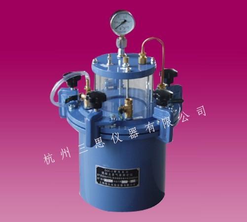 供应三思GQC-1改良法混凝土含气量测定仪