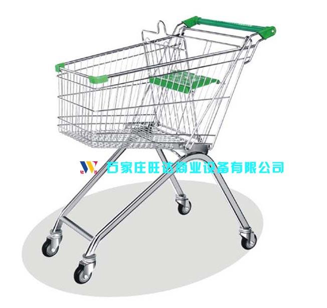 供应超市购物篮小推车