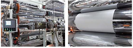 供应ABS冰箱板和洁具板生产线