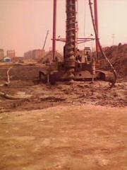 供应沉管碎石桩机图片