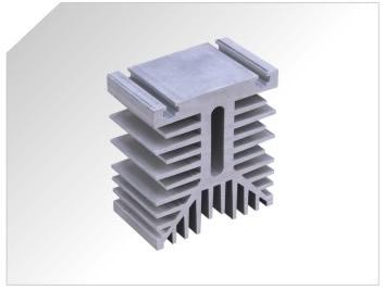 供应加工散热器铝型材
