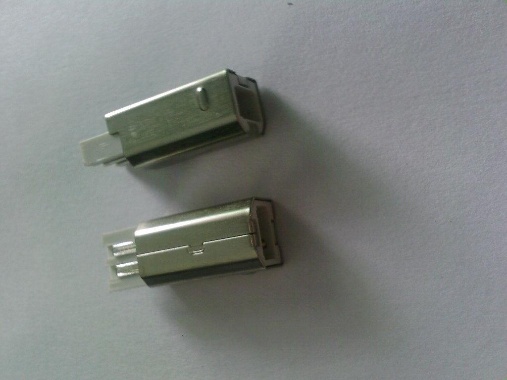 连接器图片 连接器样板图 USB数据线连接器 深圳市亦青藤...