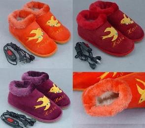 供应海燕保暖鞋生产厂家-海燕牌电暖鞋自主研发-充电电暖鞋优价批发批发