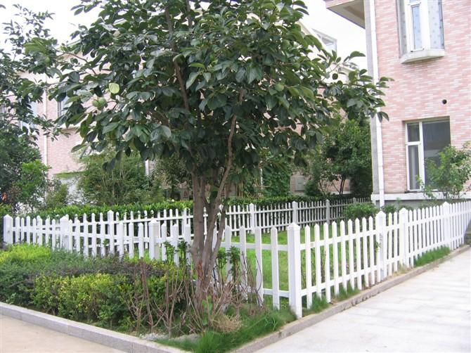 供应佛山PVC花园护栏图片