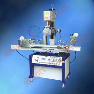 气动胶辊式平面热转印机图片