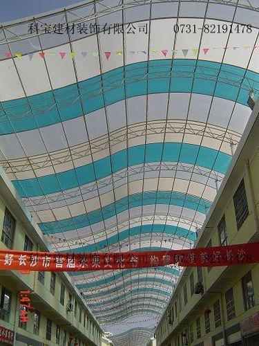 供应PC阳光板阳光板停车场专用板通道专用板图片