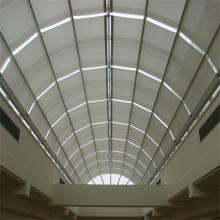 供应办公楼天棚批发 大型阳光房天棚帘批发  天棚帘设计生产