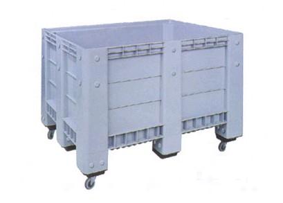 塑料卡板箱规格塑料卡板箱厂家图片/塑料卡板箱规格塑料卡板箱厂家样板图