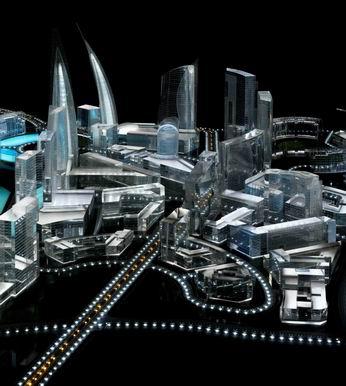 供应江苏水晶模型设计制作,建筑模型制作,沙盘模型制作公司