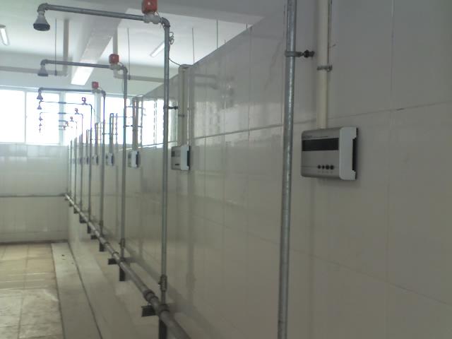 节水控制器图片 节水控制器样板图 澡堂刷卡节水控制器 郑...