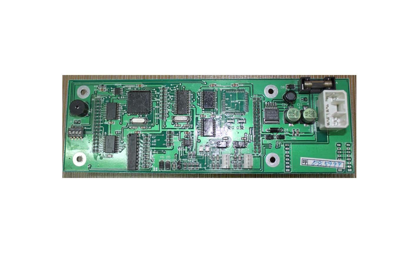 富菱达配件外呼板MCS-500图片/富菱达配件外呼板MCS-500样板图