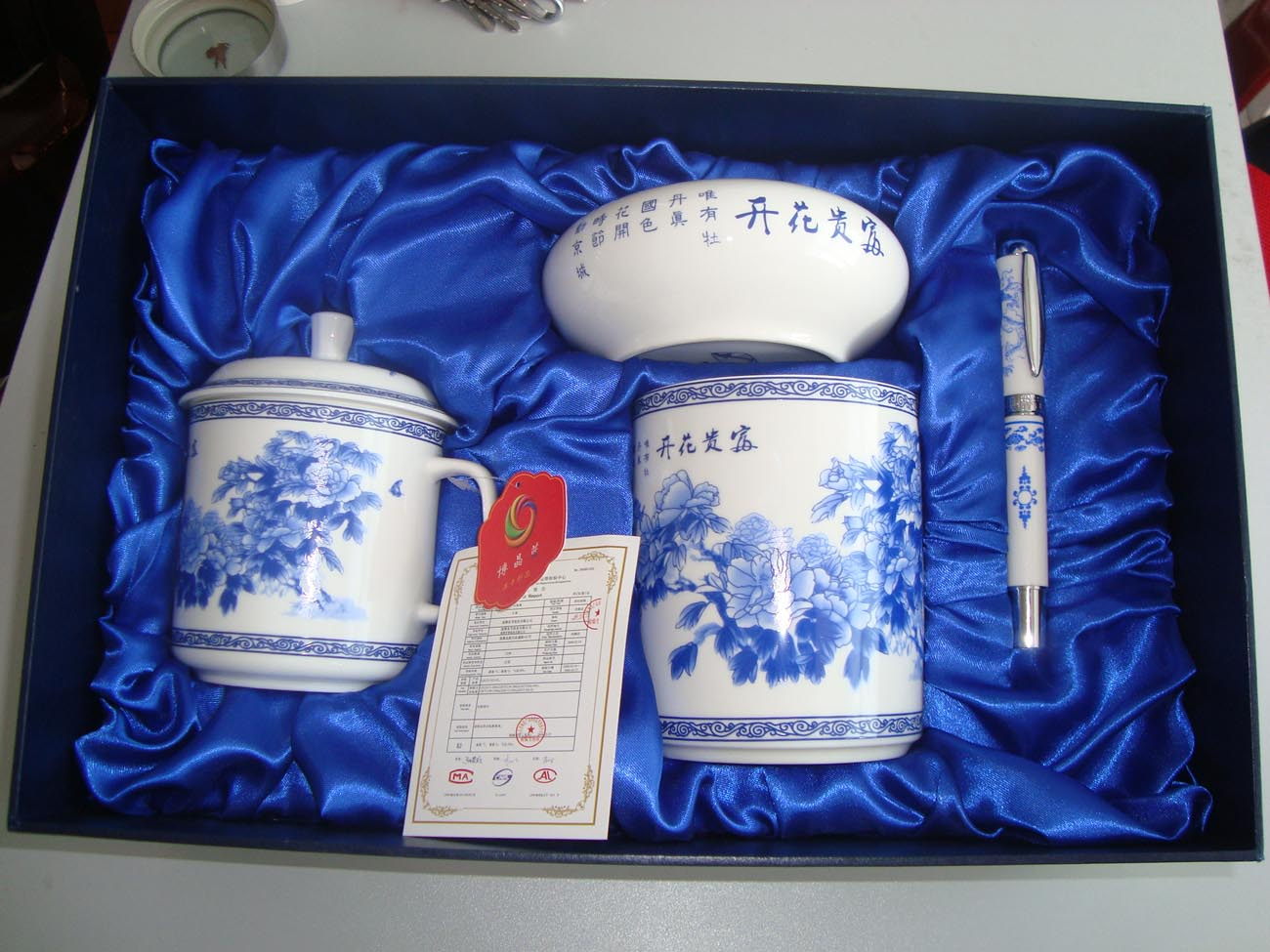 供应陶瓷刀出口济南出口陶瓷笔陶瓷花瓶
