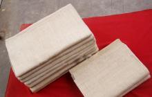 供应全手工夏布苎麻面料grass cloth