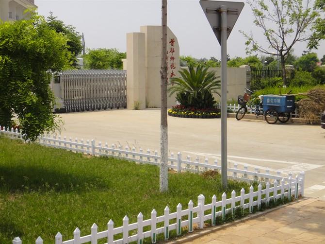 供应PVC小区围栏图片