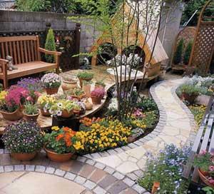 300平米庭院設計