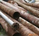 供应深圳市地铁废物资回收钢材回收