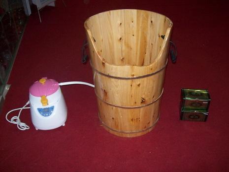 木桶泡澡桶泡脚盆熏蒸桶
