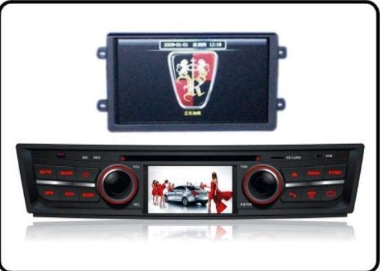 荣威550专用车载dvd导航图片