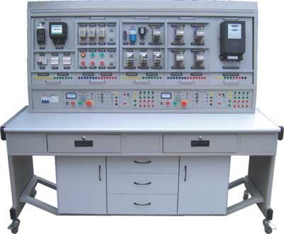 """概述""""hyw-81f电气控制及仪表照明电路实训考核装置""""是根据劳动和社会"""