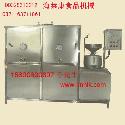 供应吕梁豆腐机环保豆腐机