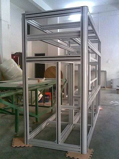 供应苏州工业铝合金型材框架