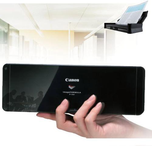 供应佳能CANON P-150便携式A4彩色双面扫描仪