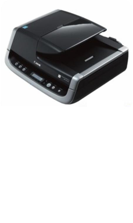 CANON DR-2020U小型带平板A4彩色双面扫描仪2020u
