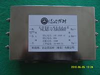供应变频器专用输入EMC滤波器